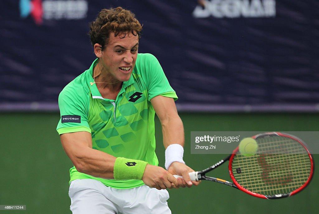 ATP Challenger Guangzhou Tour Day 5 : News Photo