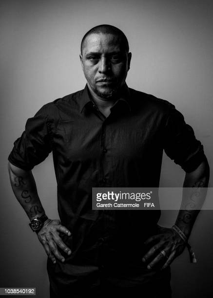 Worlds Best Roberto Carlos Stock Pictures Photos And