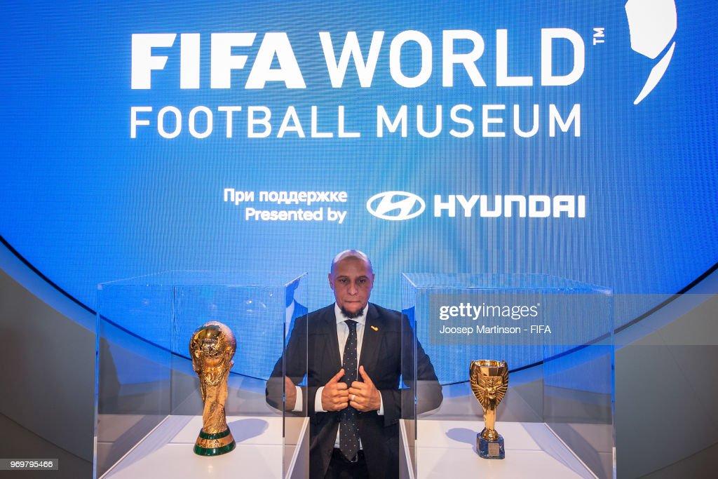 FIFA World Football Museum Exhibition Opening