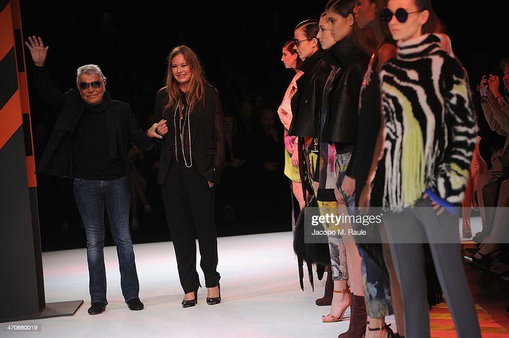 Just Cavalli - Runway - Milan Fashion Week Womenswear Autumn/Winter 2014