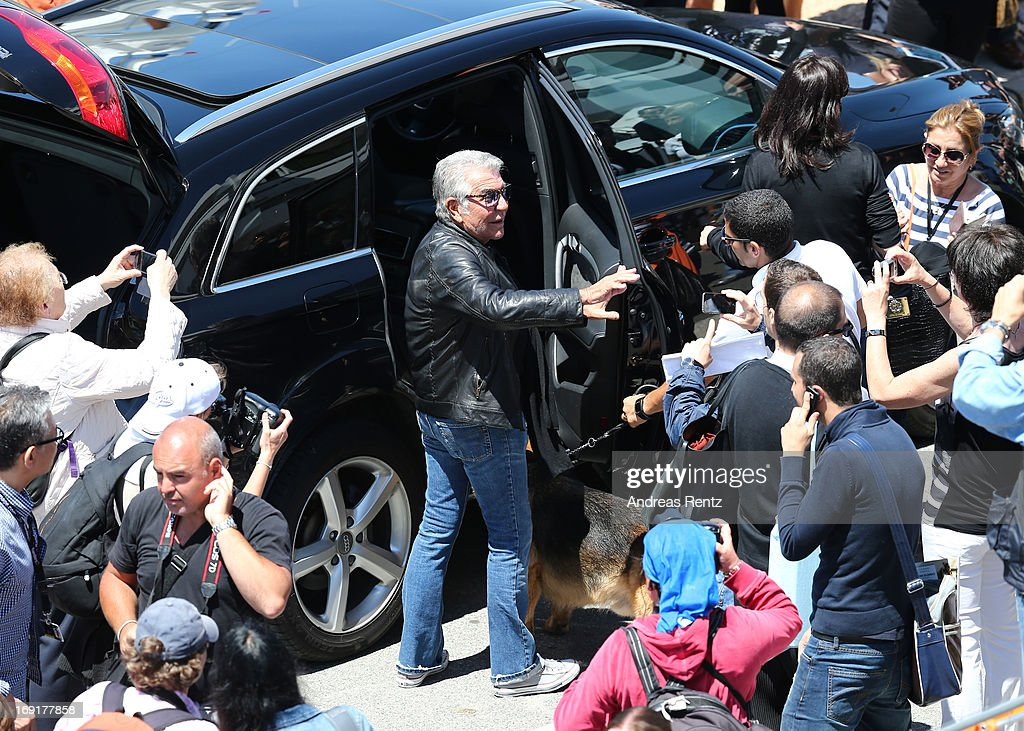 Roberto Cavalli is seen during the The 66th Annual Cannes Film Festival on May 21, 2013 in Cannes, France.