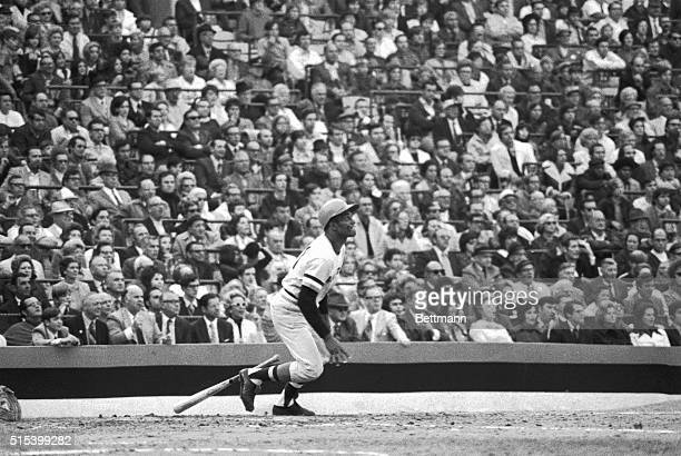 Roberto Clemente homers in the deciding game of the World Series The fourth inning shot gave the comeback Pirates the lead and they never...