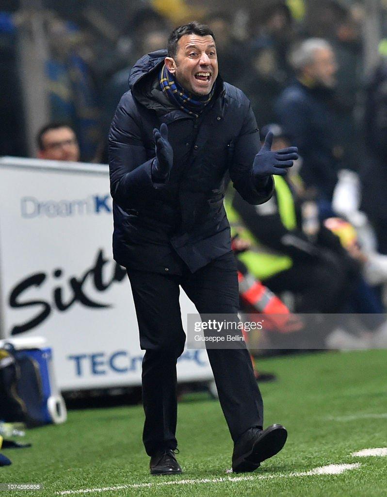 Parma Calcio v Bologna FC - Serie A : News Photo