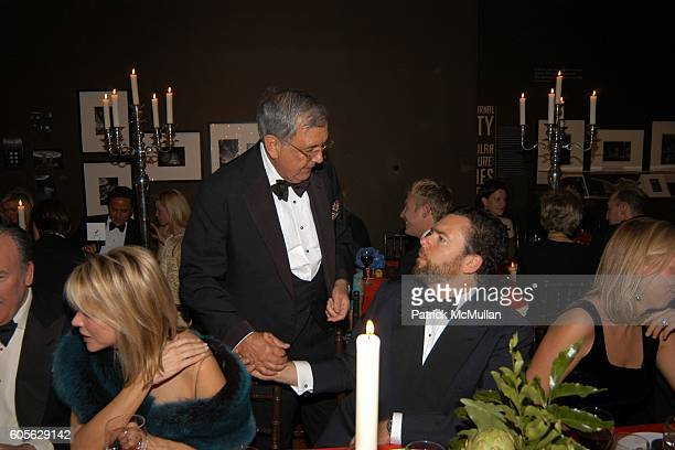 Roberto de Guardiola and Arthur Altschul Jr attend The Museum of The City of New York The Directors Council 20th Annual Winter Ball at The Museum of...