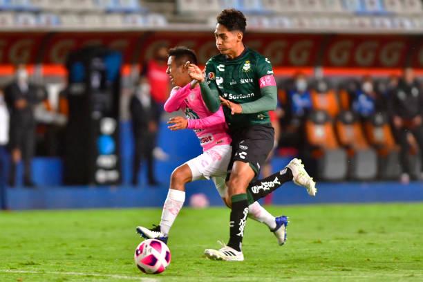 MEX: Pachuca v Santos Laguna - Torneo Apertura 2021 Liga MX