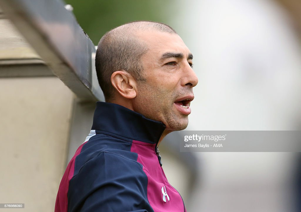 AFC Telford v Aston Villa: Pre-Season Friendly : News Photo