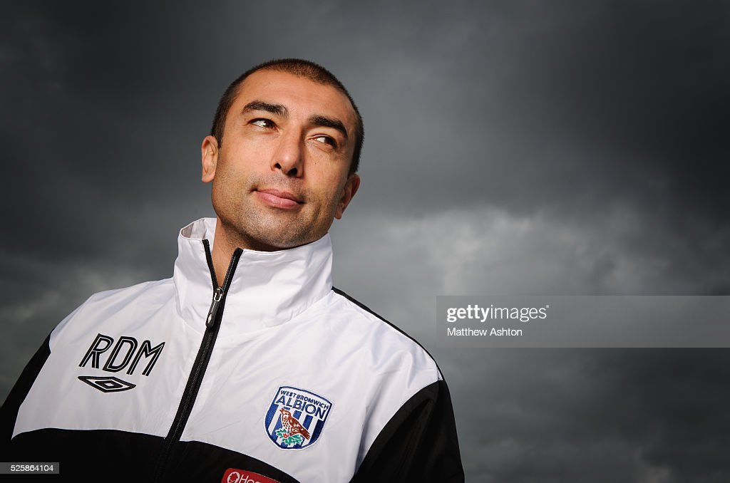 Soccer - West Bromwich Albion : News Photo
