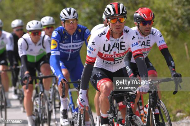 Roberto Ferrari of Italy and UAE Team Emirates / during the 9th Tour of Norway 2019 Stage 1 a 1682km stage from Stavanger to Egersund / @tourofnorway...