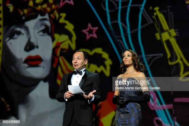 Roberto Fiesco presents opening ceremony as part of Guadalajara International Film Festival on March 09 2018 in Guadalajara Mexico