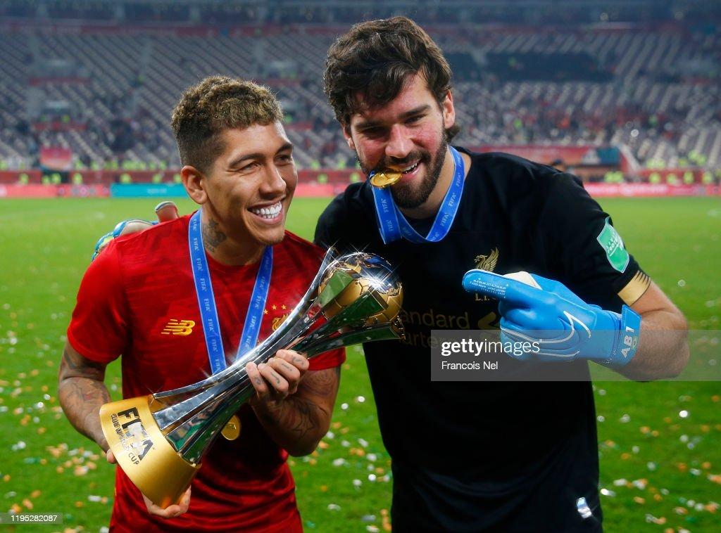 Liverpool FC v CR Flamengo - FIFA Club World Cup Qatar 2019 : News Photo