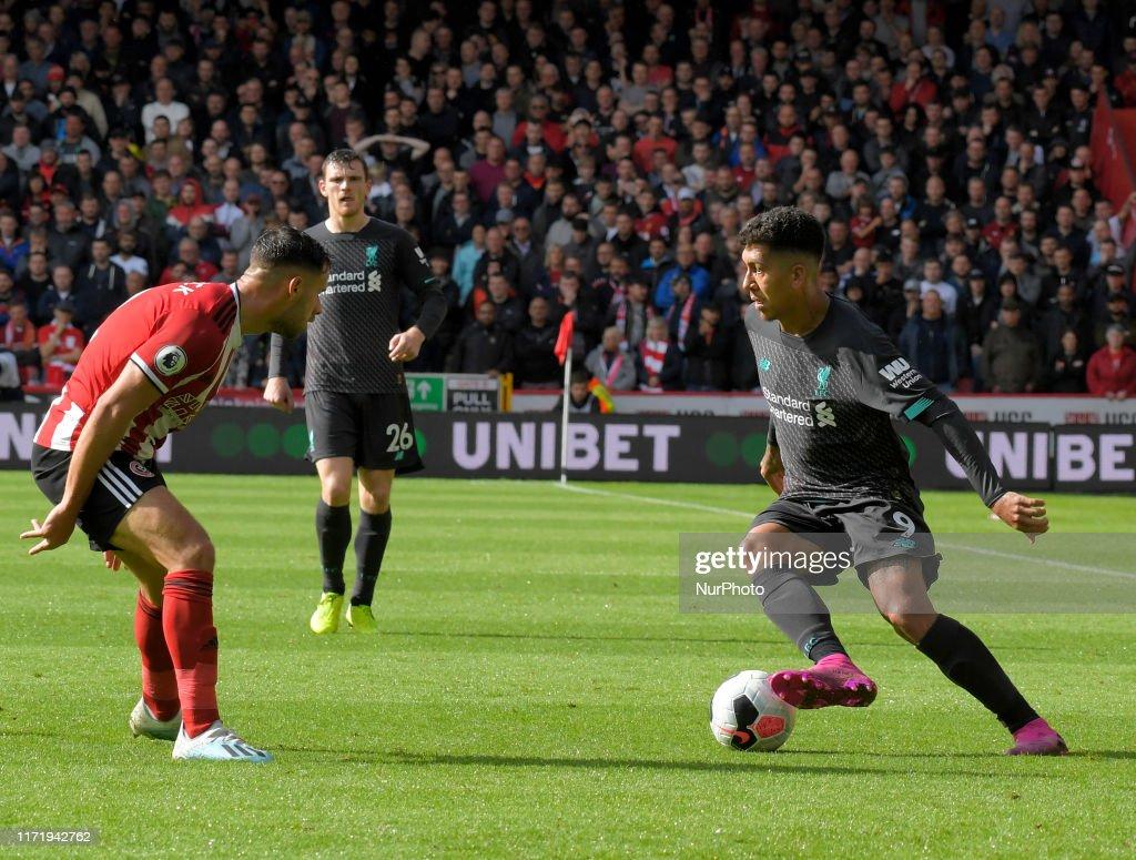 Sheffield United v Liverpool FC - Premier League : News Photo