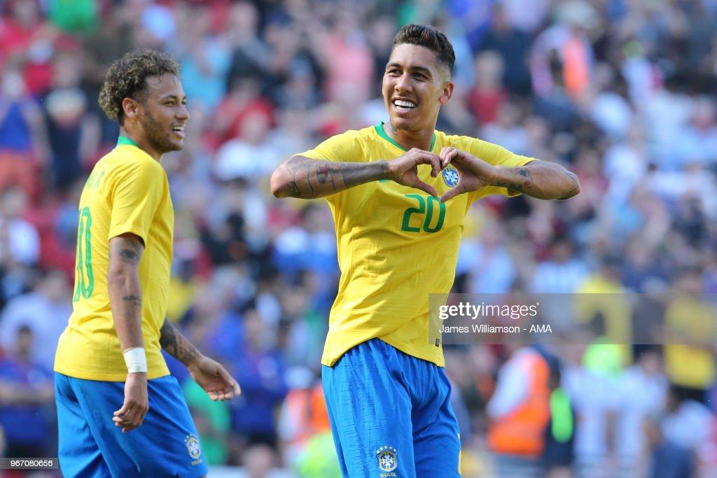 Croatia v Brazil - International Friendly : Nachrichtenfoto