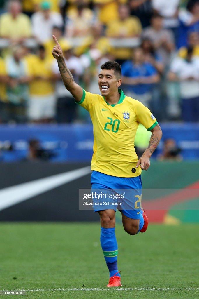 Peru v Brazil: Group A - Copa America Brazil 2019 : ニュース写真