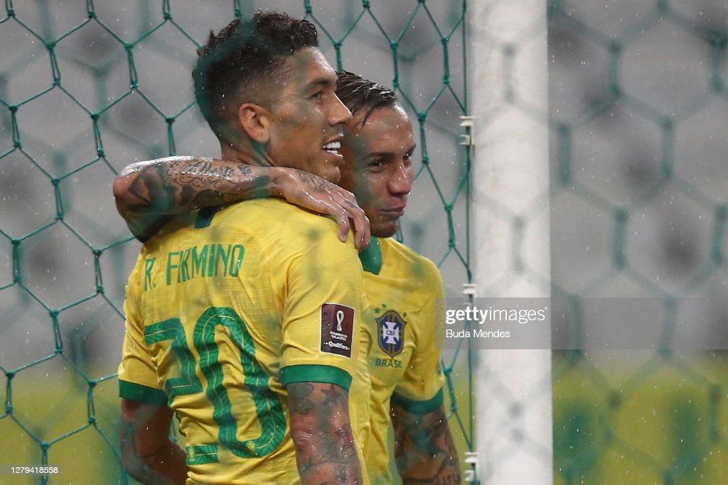 Brazil v Bolivia - South American Qualifiers for Qatar 2022 : News Photo