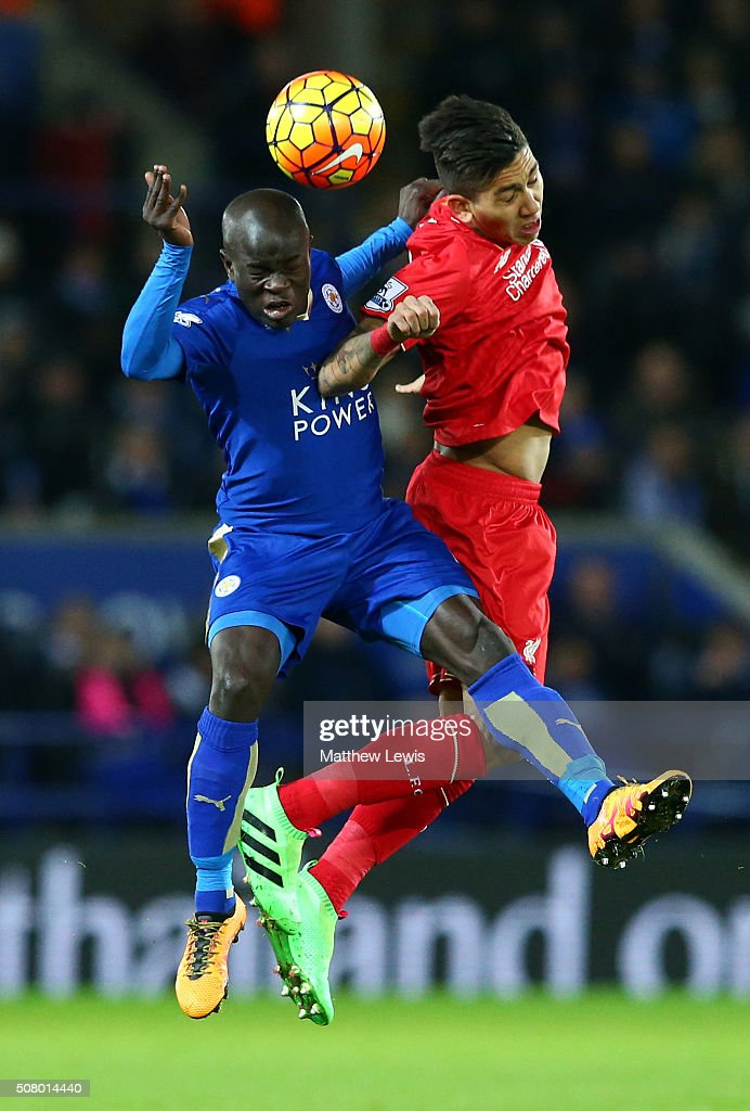 Leicester City v Liverpool - Premier League