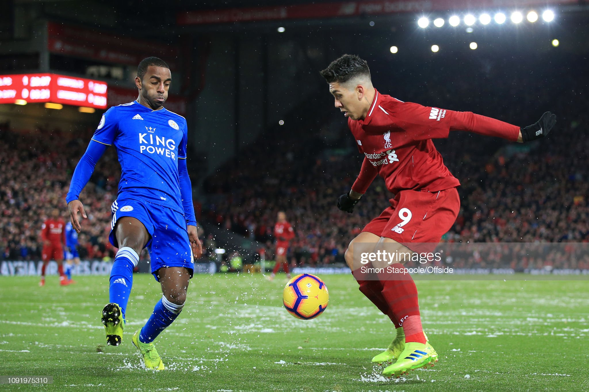 Liverpool v Leicester preview, prediction and odds