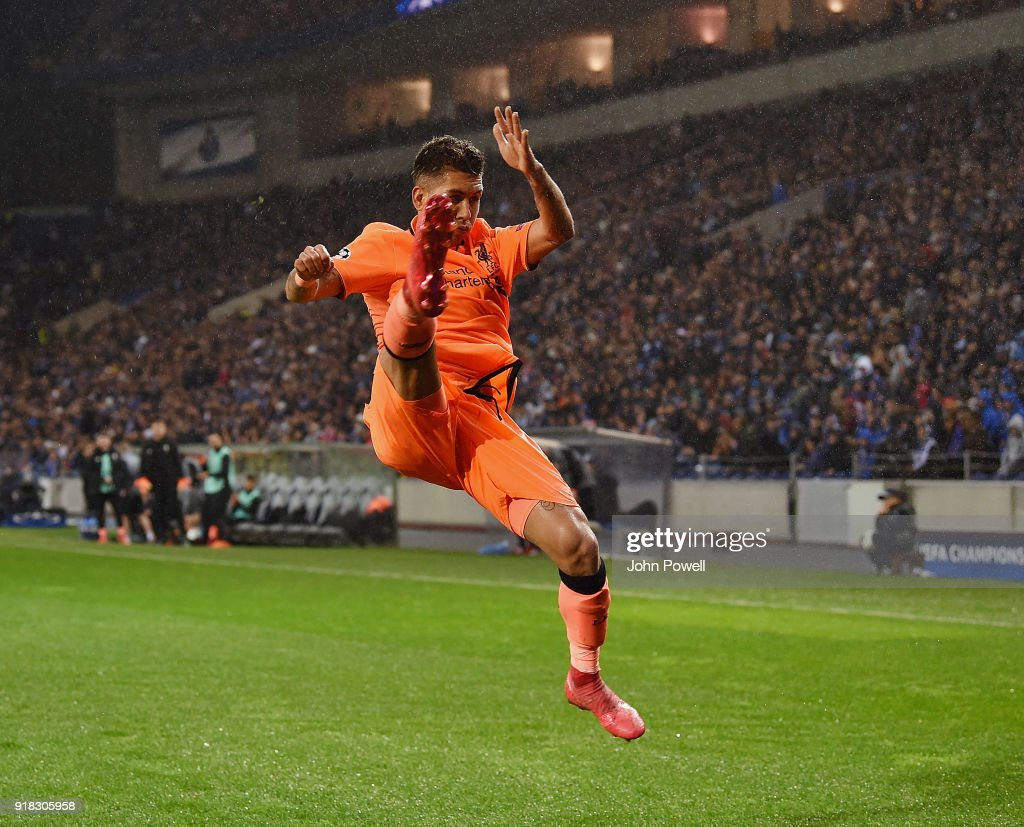 FC Porto v Liverpool - UEFA Champions League Round of 16: First Leg : ニュース写真
