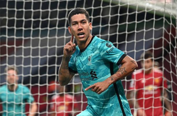 GBR: Manchester United v Liverpool - Premier League