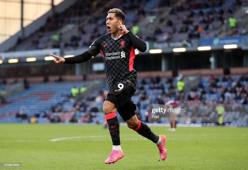 Burnley v Liverpool - Premier League : Nachrichtenfoto