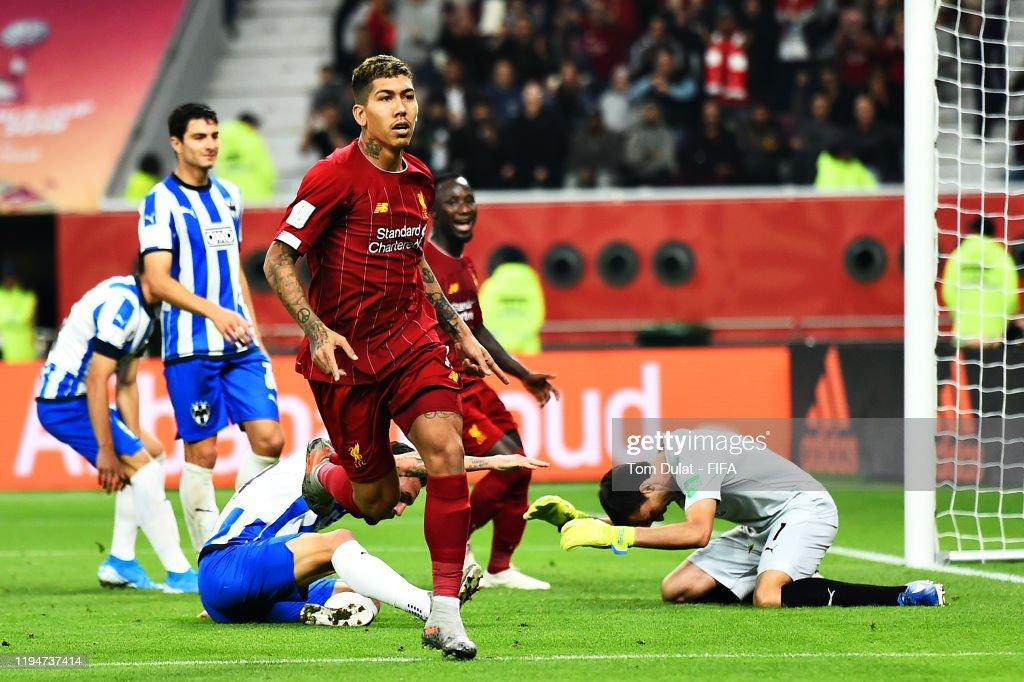 Monterrey v Liverpool FC - FIFA Club World Cup Qatar 2019 : News Photo