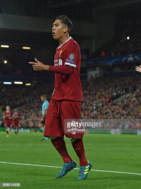 Roberto Firmino Pictures And Photos