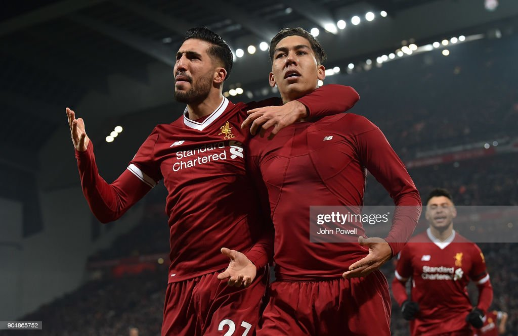 Liverpool v Manchester City - Premier League : News Photo
