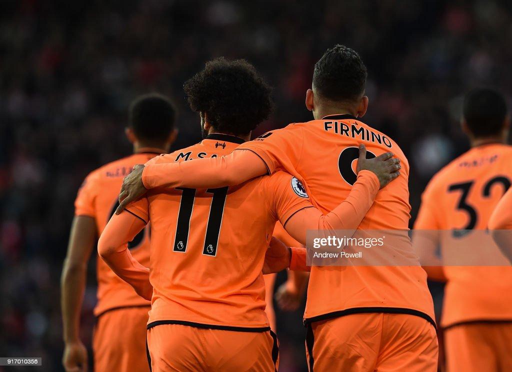Southampton v Liverpool - Premier League : Nachrichtenfoto