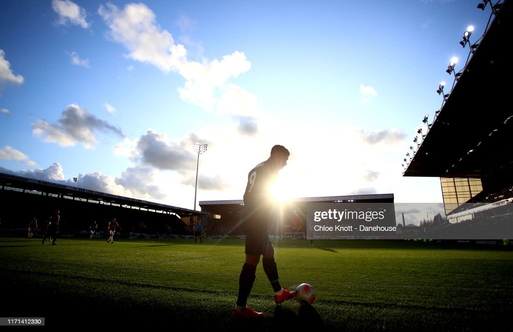 Burnley FC v Liverpool FC - Premier League : ニュース写真
