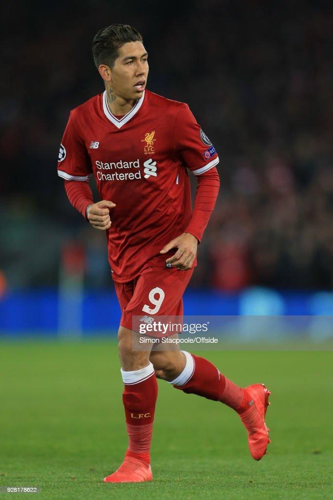 Liverpool v FC Porto - UEFA Champions League Round of 16: Second Leg : ニュース写真