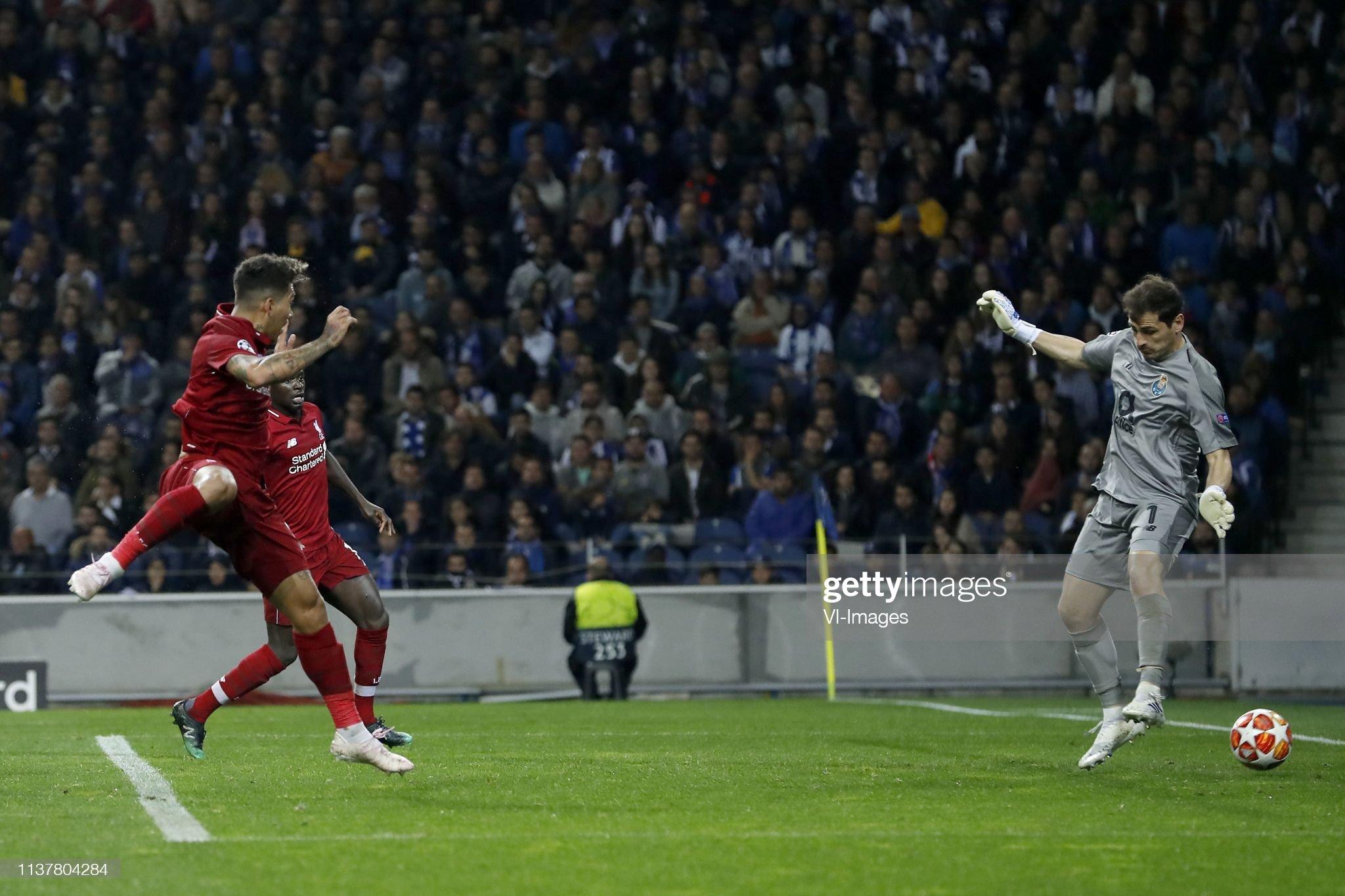 UEFA Champions League'FC Porto v Liverpool FC' : News Photo