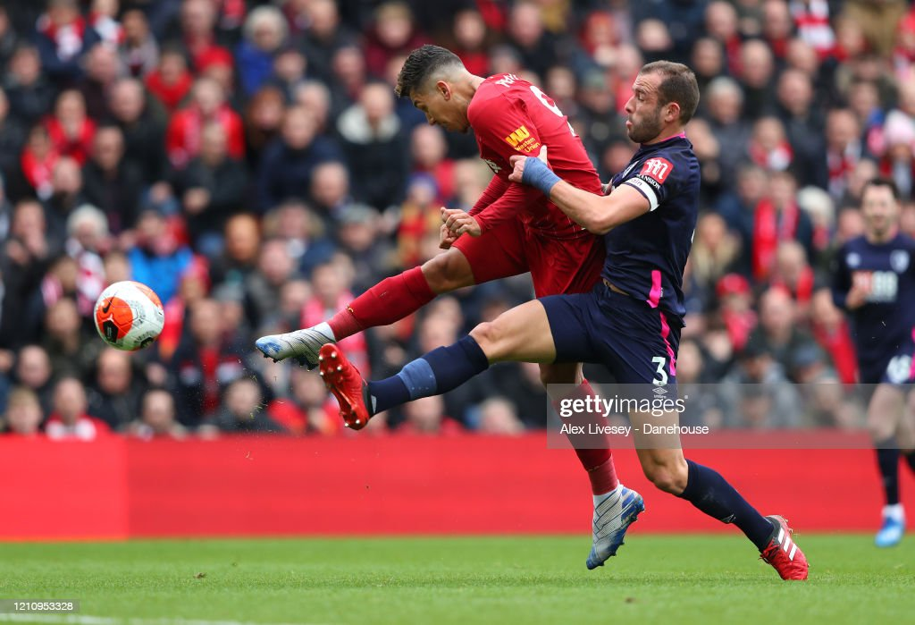 Liverpool FC v AFC Bournemouth  - Premier League : ニュース写真