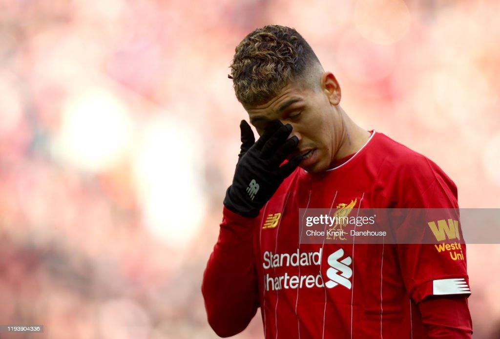 Liverpool FC v Watford FC - Premier League : News Photo