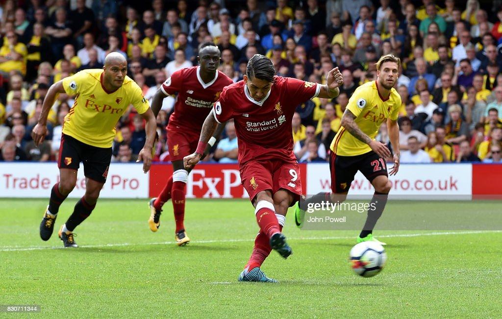 Watford v Liverpool - Premier League : News Photo