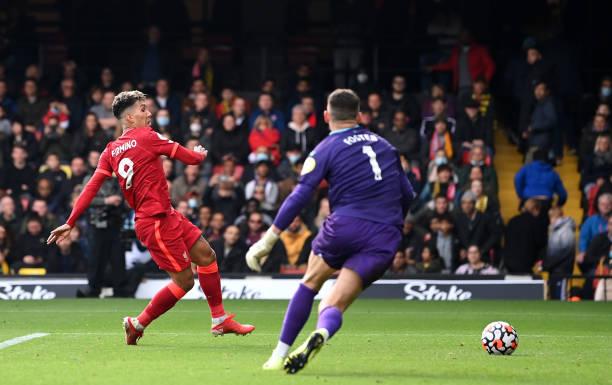 GBR: Watford v Liverpool - Premier League
