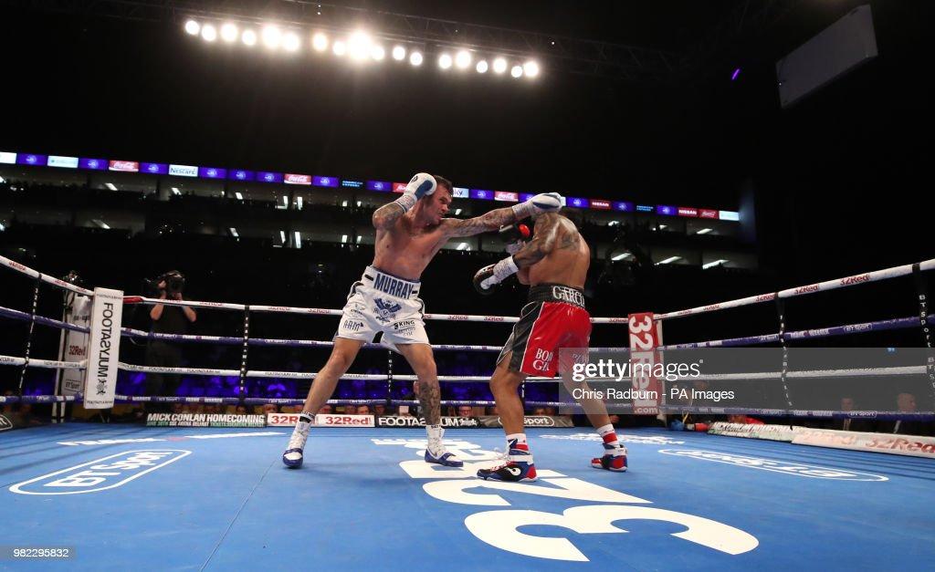 O2 Arena Boxing - London : News Photo