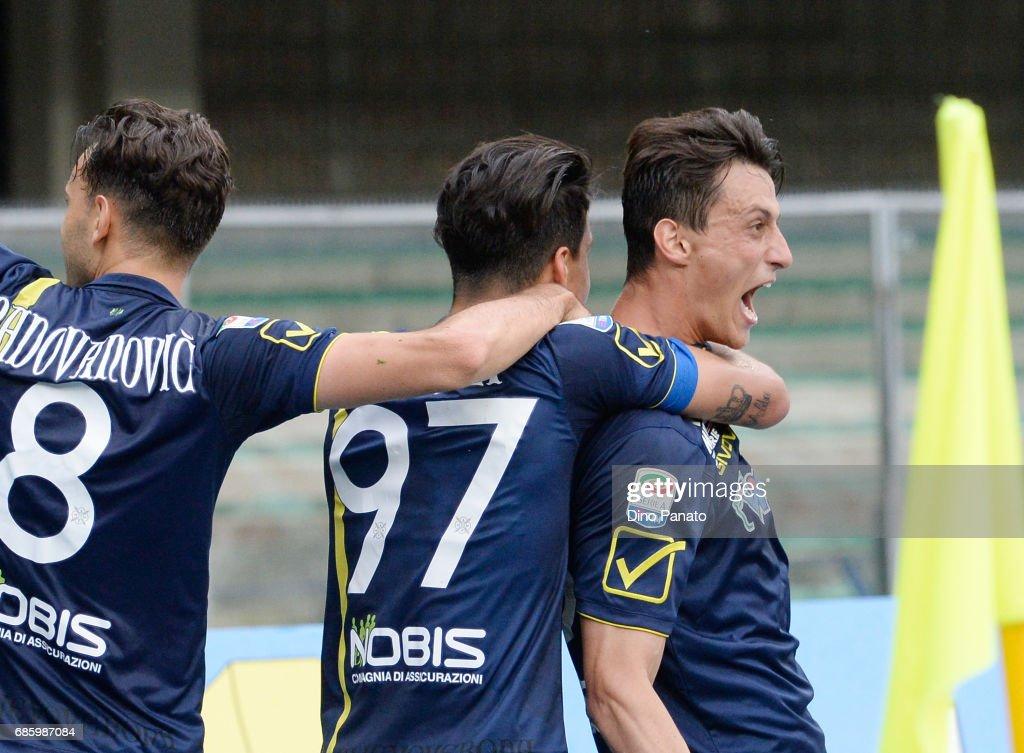 AC ChievoVerona v AS Roma - Serie A : Foto di attualità