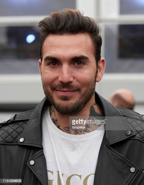 Roberto Jimenez of RCD Espanyol attends the Barcelona Open Banc Sabadell 2019 at Real Club de Tennis de Barcelona on April 22 2019 in Barcelona Spain