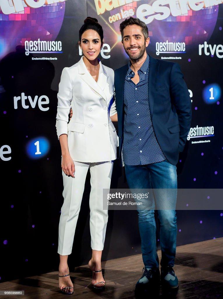 ¿Cuánto mide Rocío Muñoz Morales? Roberto-leal-and-rocio-munoz-attend-during-bailando-con-las-estrellas-picture-id956599860