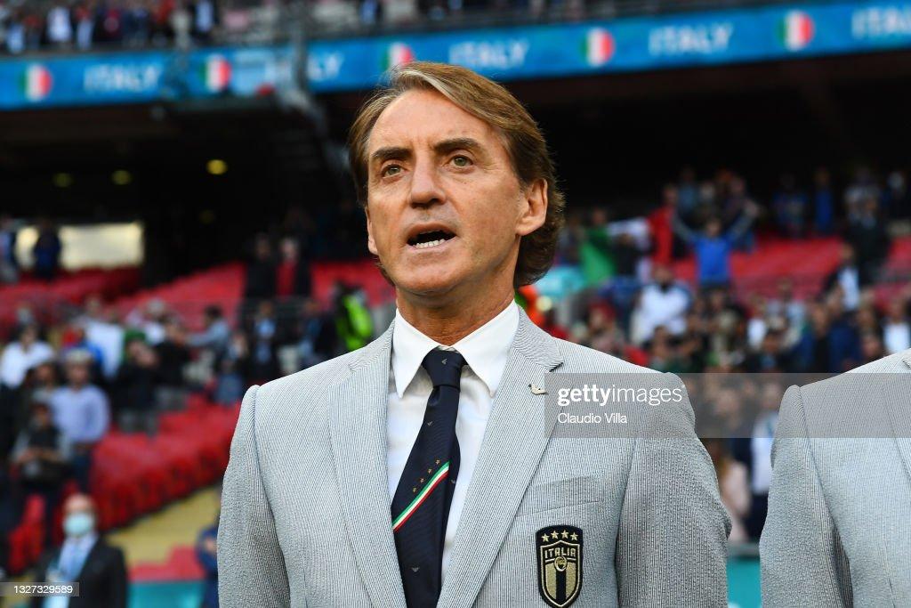 Italy v Spain  - UEFA Euro 2020: Semi-final : News Photo