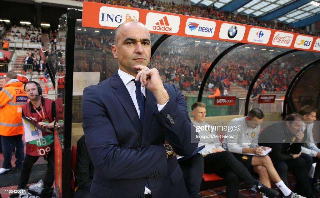 Belgium v Scotland - UEFA Euro 2020 Qualifier : News Photo