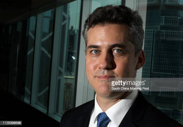 Roberto Martins, Advogado, Attorney at Law, pose for a photo at One Pacific Place, 88 Queenway, Admirlty. 13SEP12