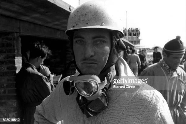 Roberto Mieres Maserati 250F Grand Prix of Argentina Autodromo Oscar Alfredo Galvez Buenos Aires 16 January 1955