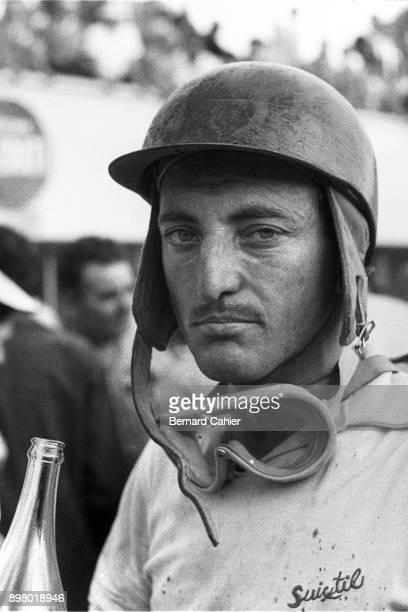 Roberto Mieres Maserati A6GCM Grand Prix of Argentina Autodromo Oscar Alfredo Galvez Buenos Aires 17 January 1954