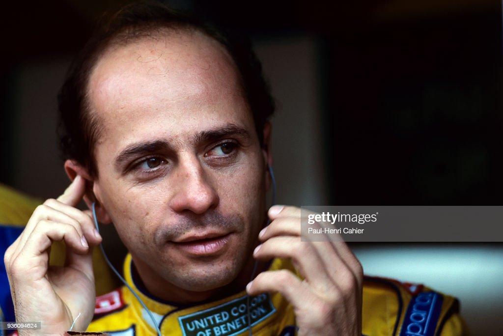 Roberto Moreno, Grand Prix Of Monaco : News Photo