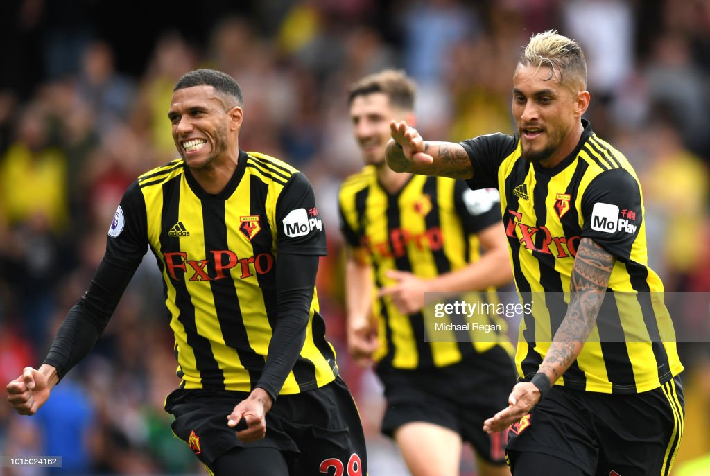 Watford FC v Brighton & Hove Albion - Premier League : News Photo