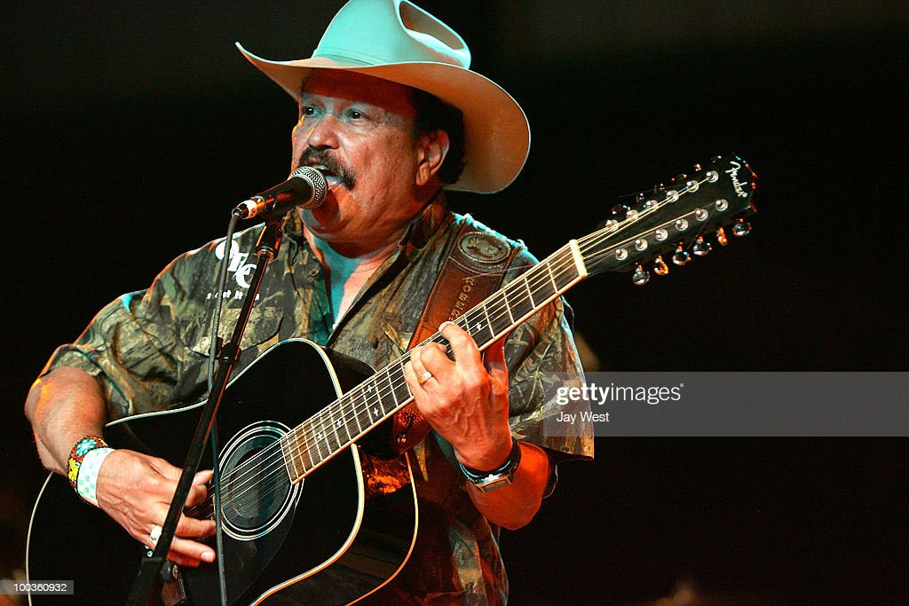 Roberto Pulido performs at Pachanga Latino Music Festival at Fiesta Gardens on May 22, 2010 in Austin, Texas.