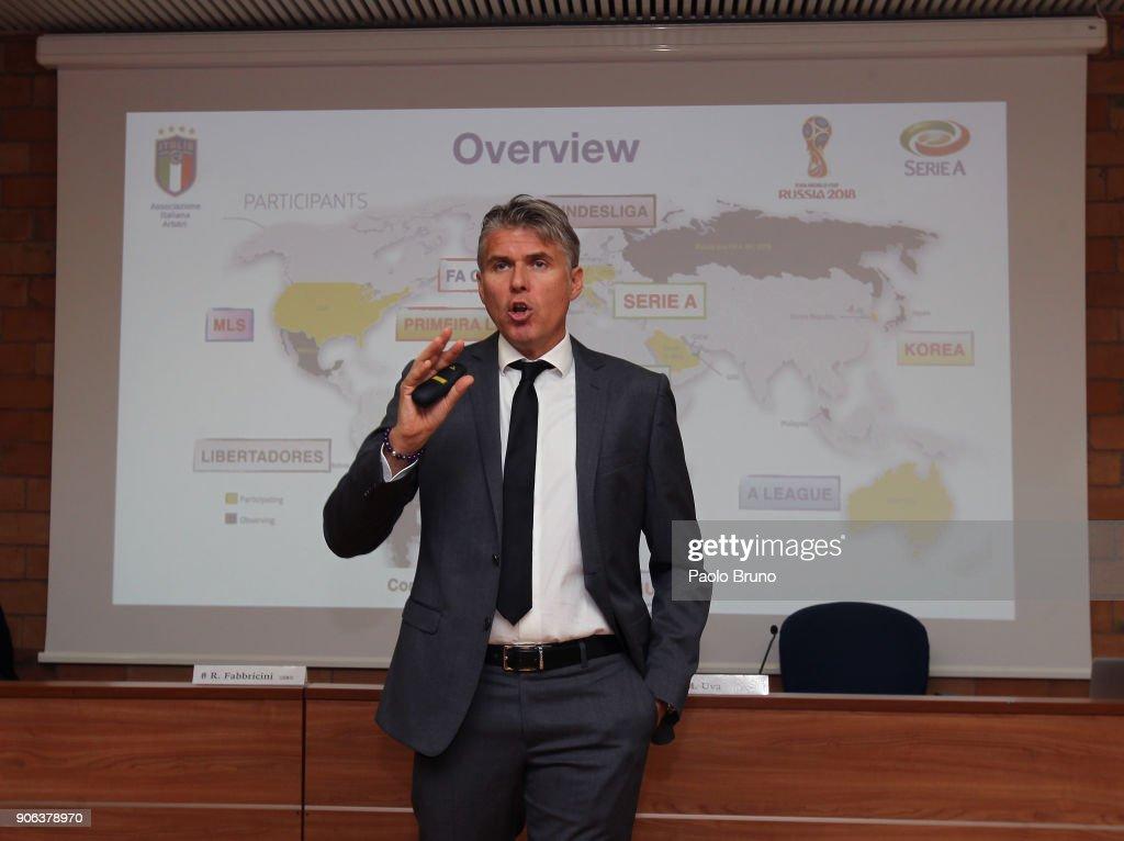 Italian Football Federation Seminar