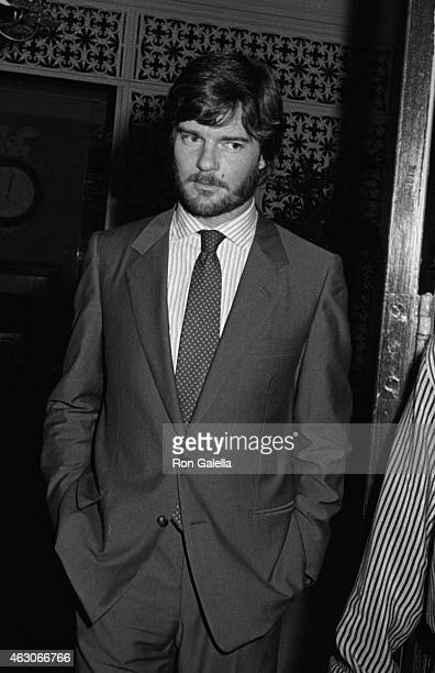 Roberto Rossellini attends the birthday party for Ingrid Rossellini on June 18, 1982 at Pia Lindstrom's home in New York City.
