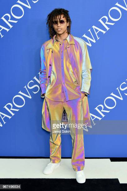 Roberto Rossellini Jr. Attends the 2018 CFDA Fashion Awards at Brooklyn Museum on June 4, 2018 in New York City.