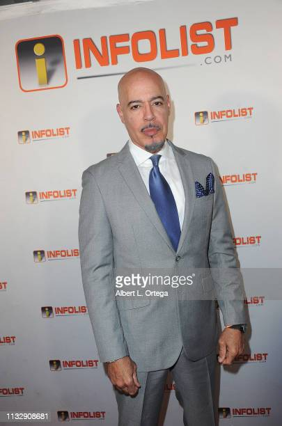Roberto Sanchez arrives for PreOscar Soiree Hosted By INFOListcom and Birthday Celebration for Founder Jeff Gund held at SkyBar at the Mondrian Los...